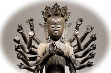 Statue-of-Avalokitesvara